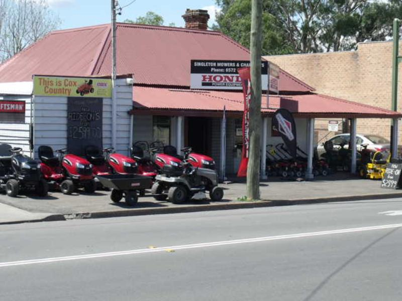Private Business For Sale 32 George Street Singleton NSW 2330