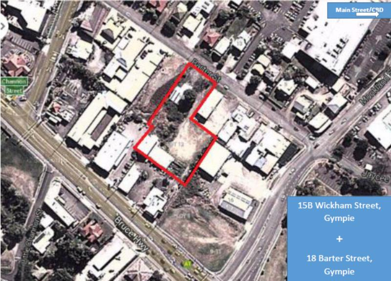 Private Commercial For Sale 15b Wickham Street Gympie QLD 4570