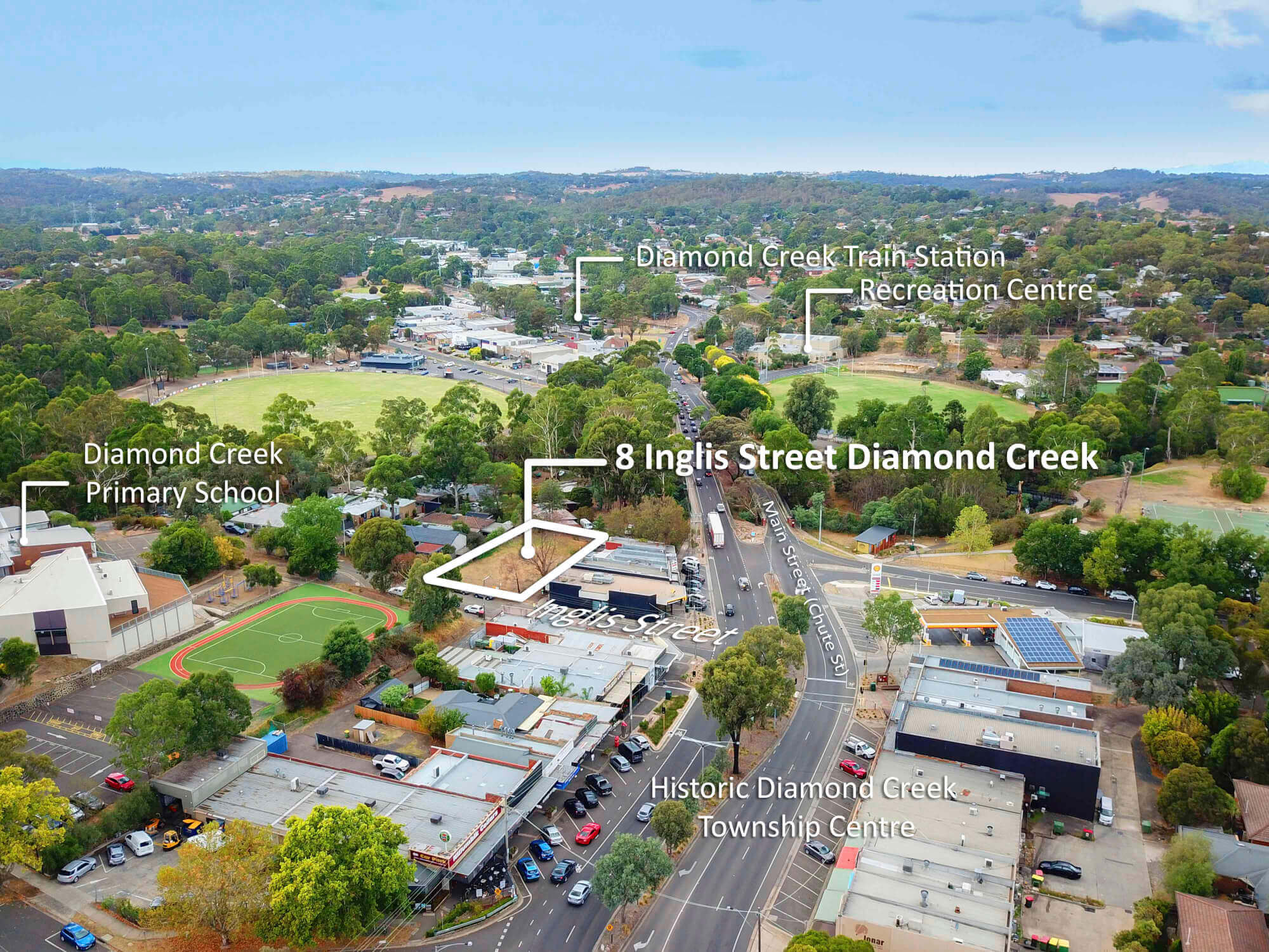 Property for sale 8 Inglis Street Diamond Creek VIC 3089