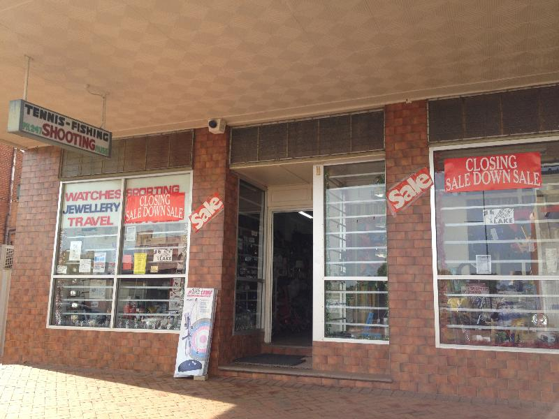 Private Business For Sale 16 Foster St Lake Cargelligo NSW 2672