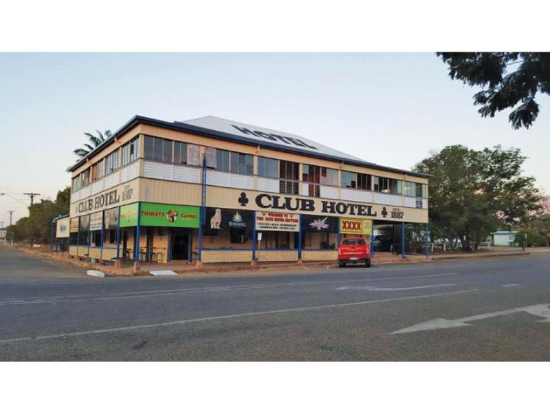 Private Commercial For Sale Croydon 4871 QLD