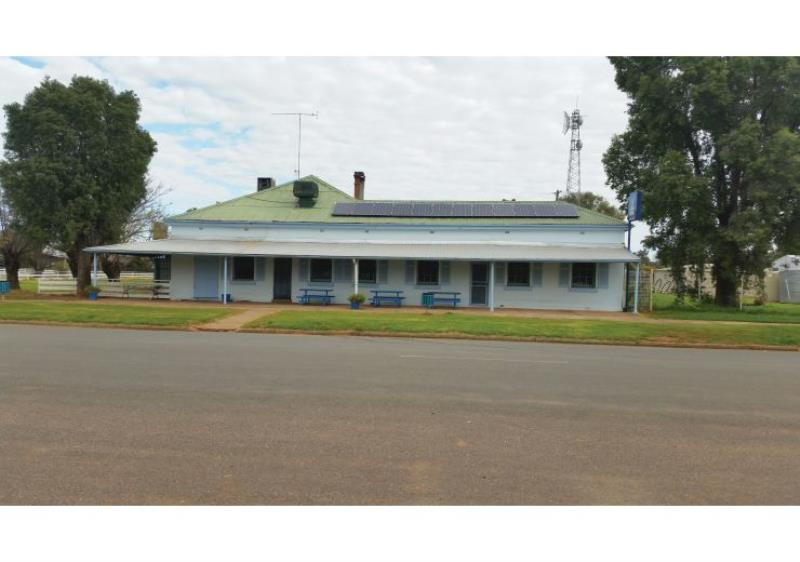 Private Business For Sale Euabalong 2877 NSW