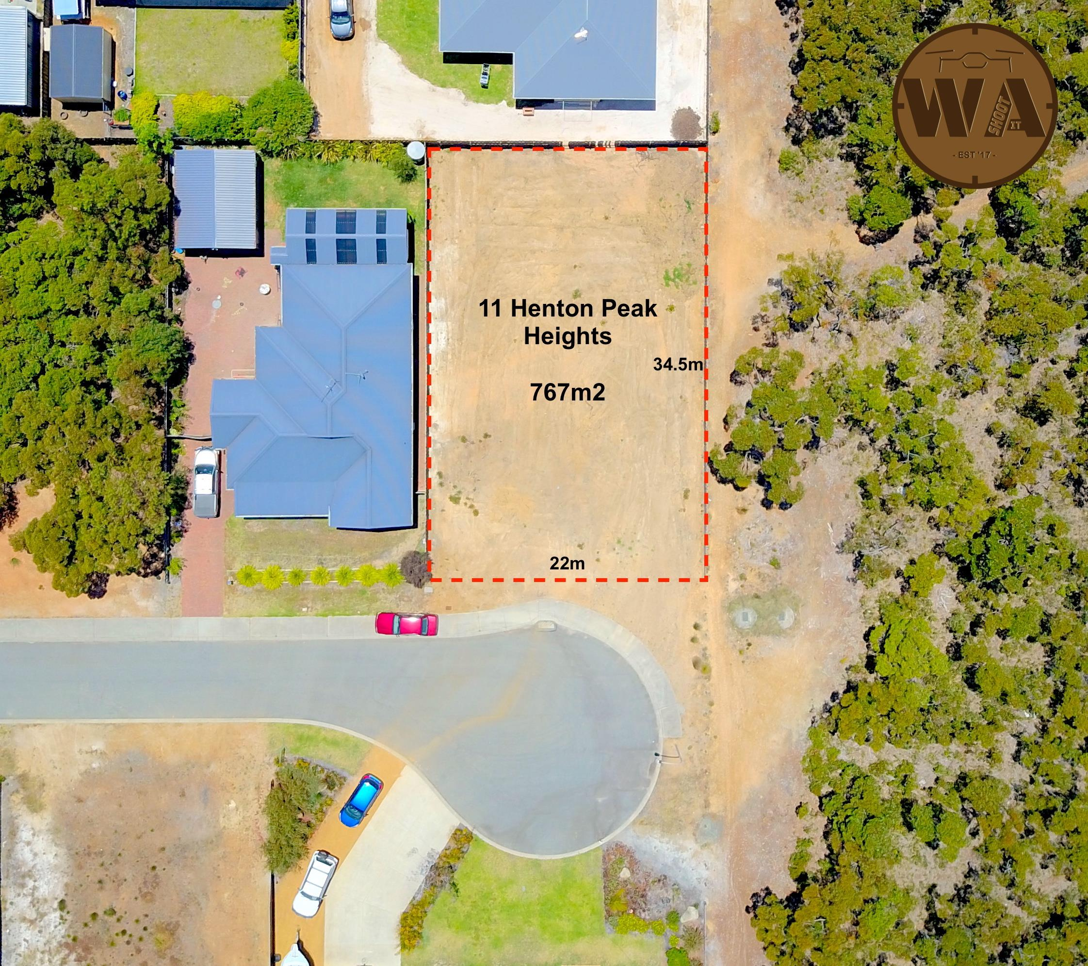 11 Henton Peak Heights Mount Barker WA 6324