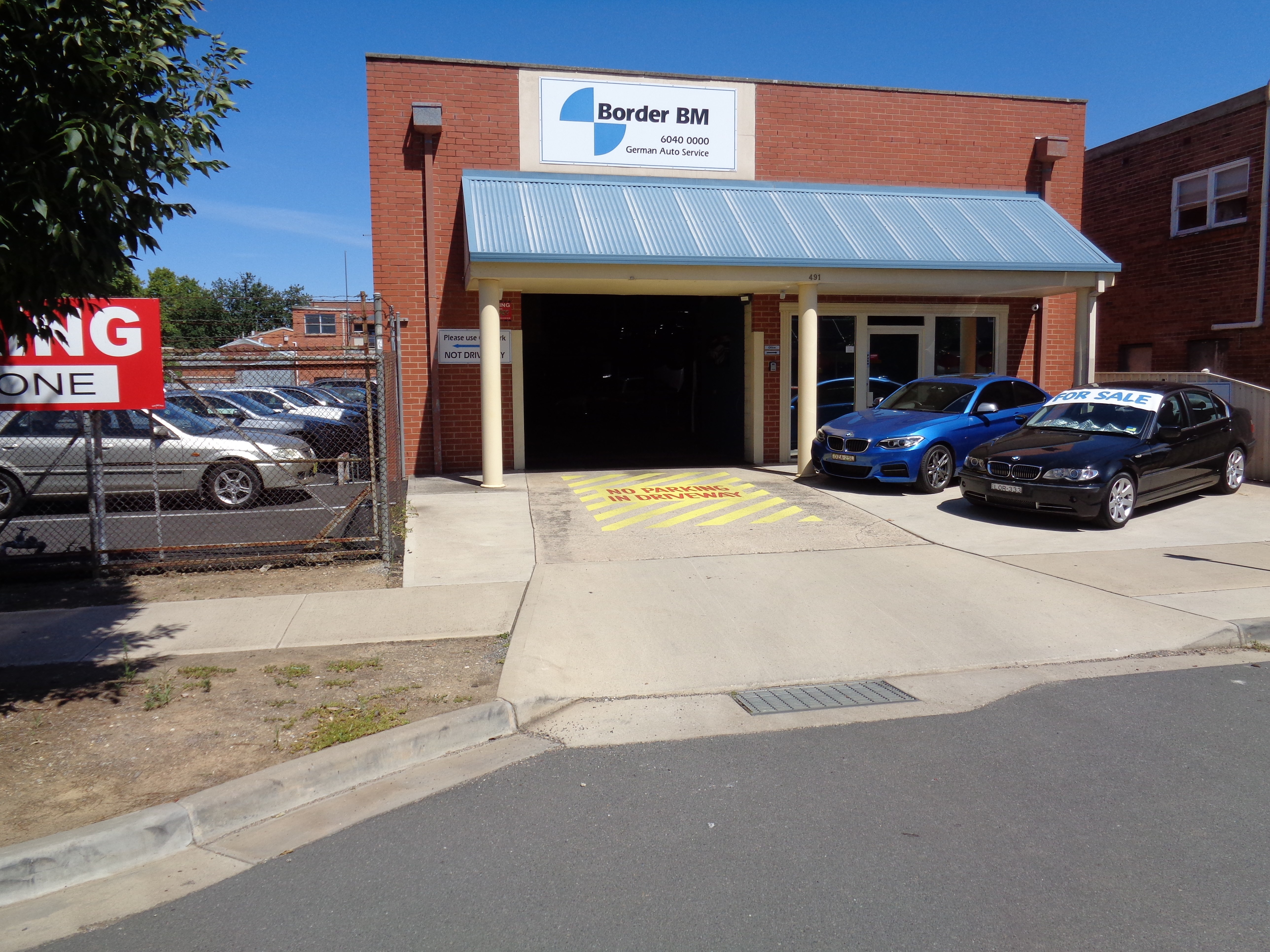 Private Business For Sale 491 Macauley St Albury NSW 2640