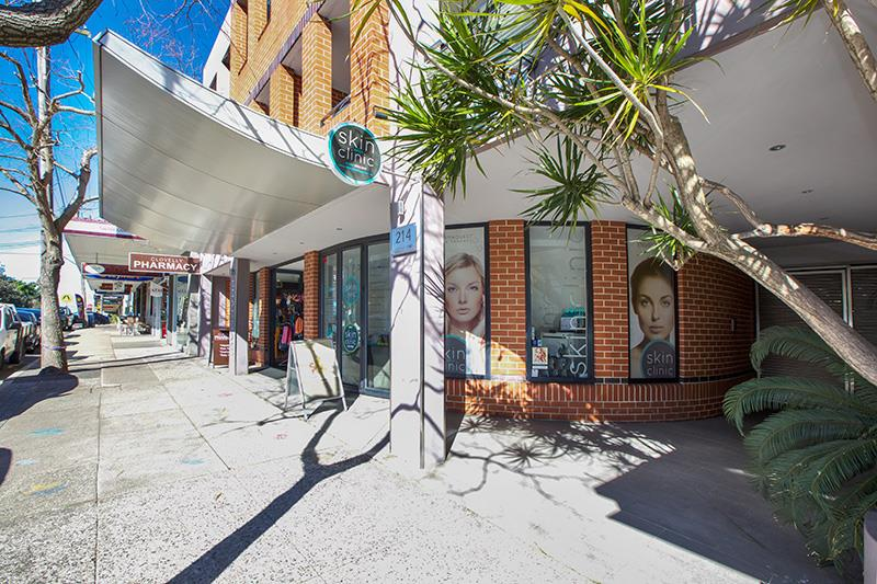 Private Commercial For Lease Shop 2/214 Clovelly Rd Clovelly NSW 2031