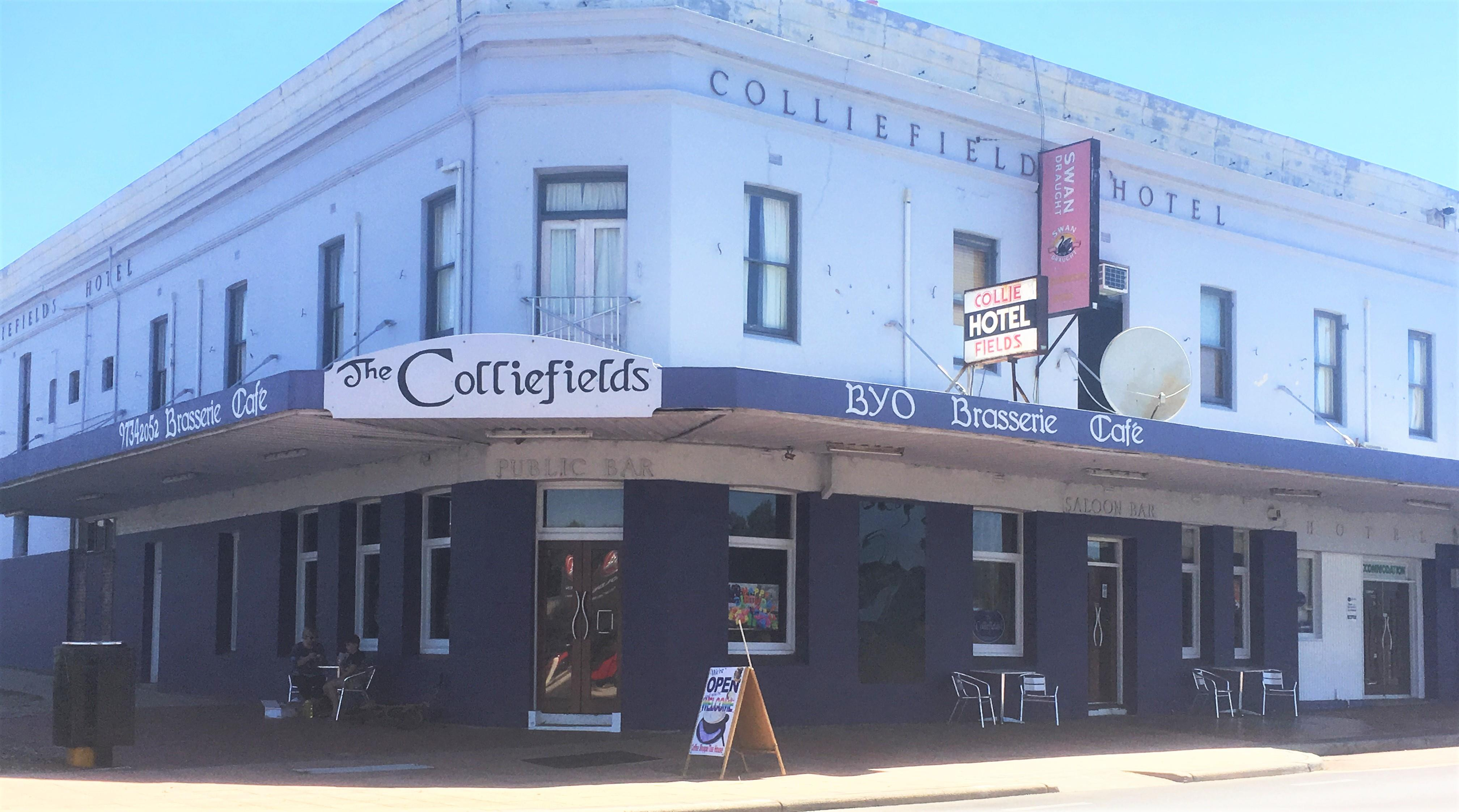 Private Business For Sale 91 Throssell Str Collie WA 6225