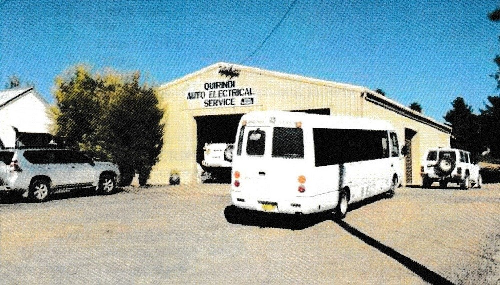 Private Business For Sale 107 Loder Street Quirindi NSW 2343