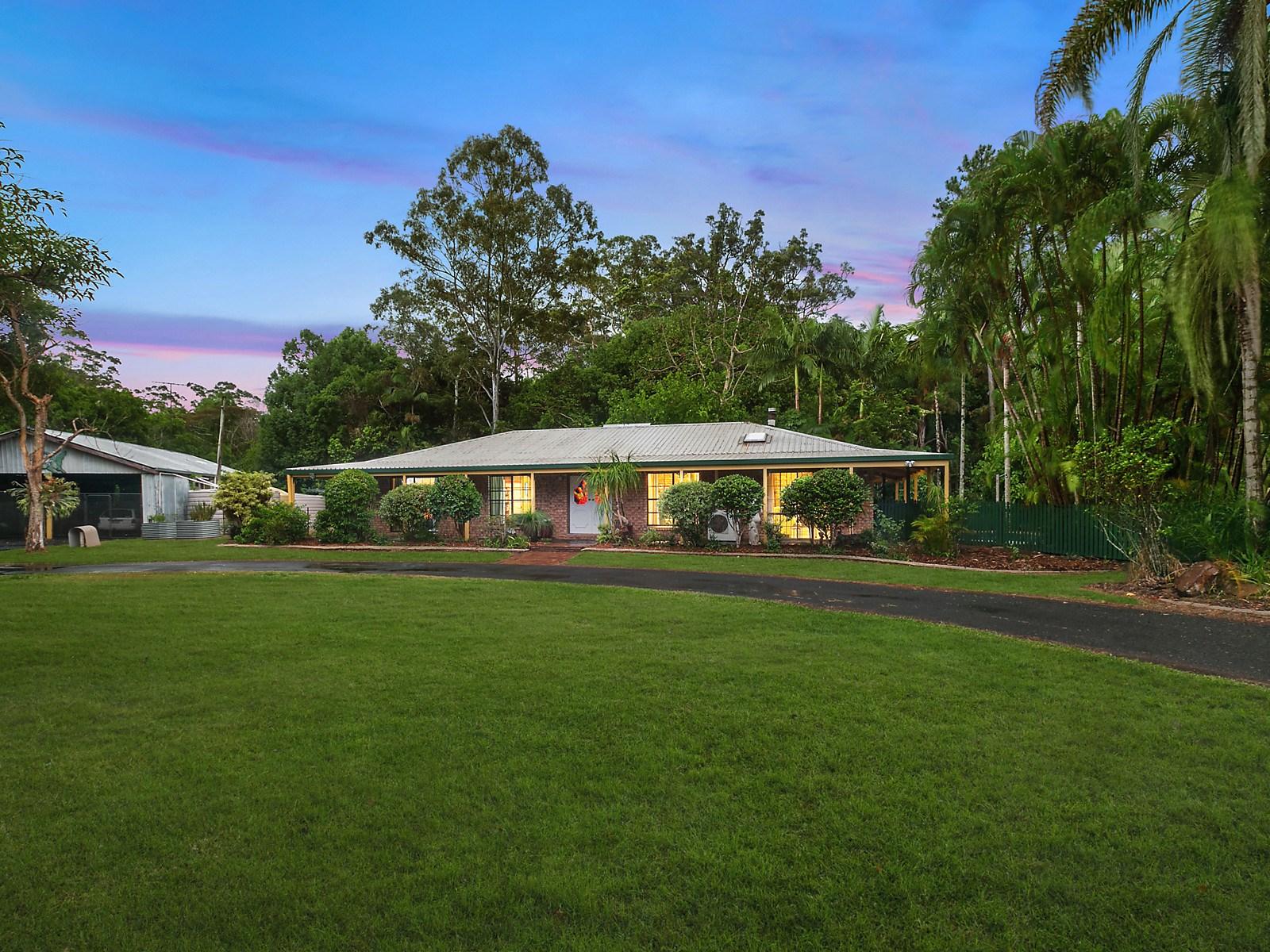 274 Tanawha Tourist Drive Tanawha QLD 4556
