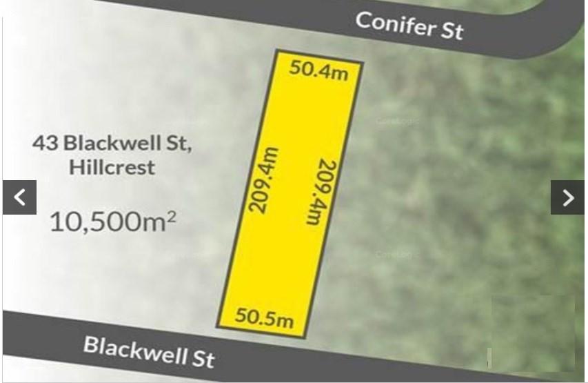 43-45 Blackwell Street Hillcrest QLD 4118