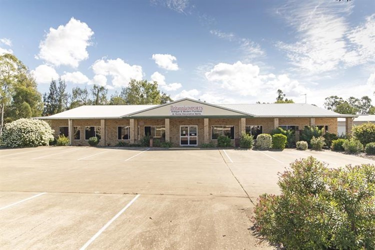 Private Commercial For Sale Withcott 4352 QLD