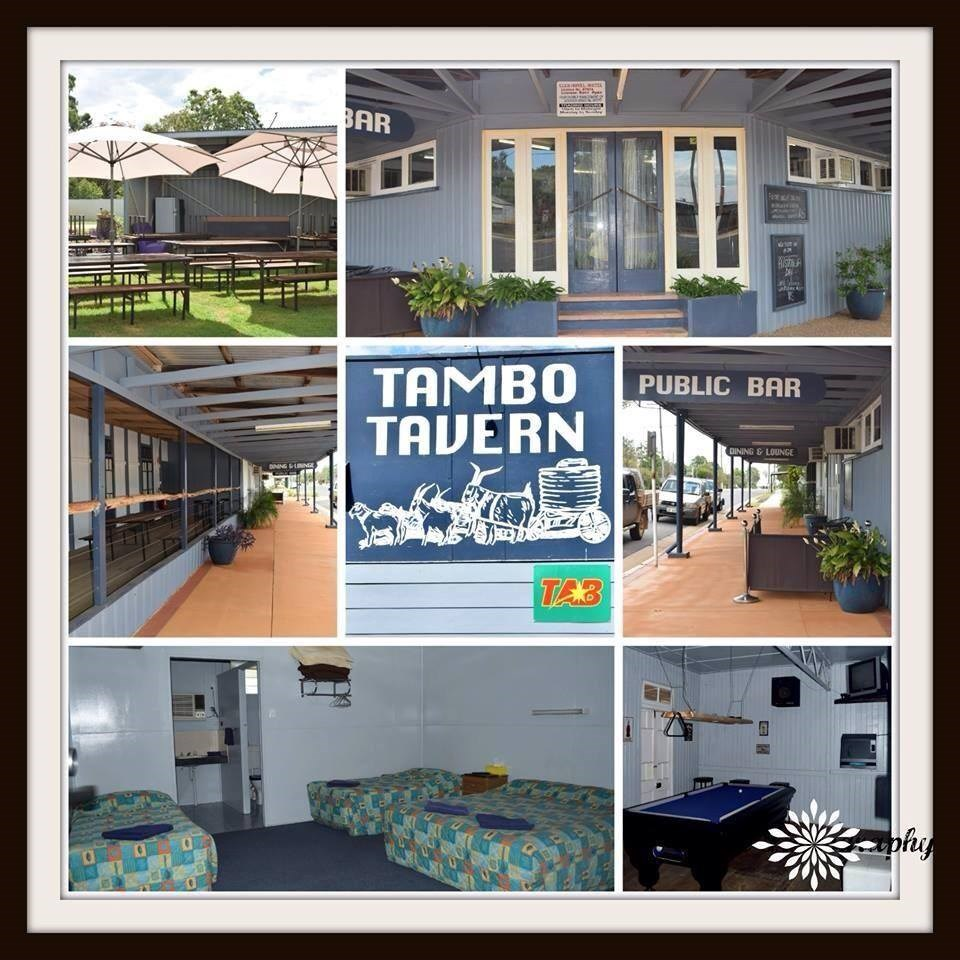 Private Commercial For Sale 29-31 Arthur Street Tambo QLD 4478