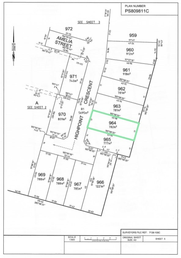 Property For Sale Lot 964/21 Floreat Avenue Highton VIC 3216 6