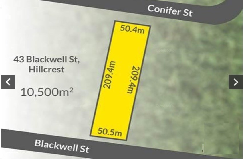Private Commercial For Sale 43-45 Blackwell Street Hillcrest QLD 4118