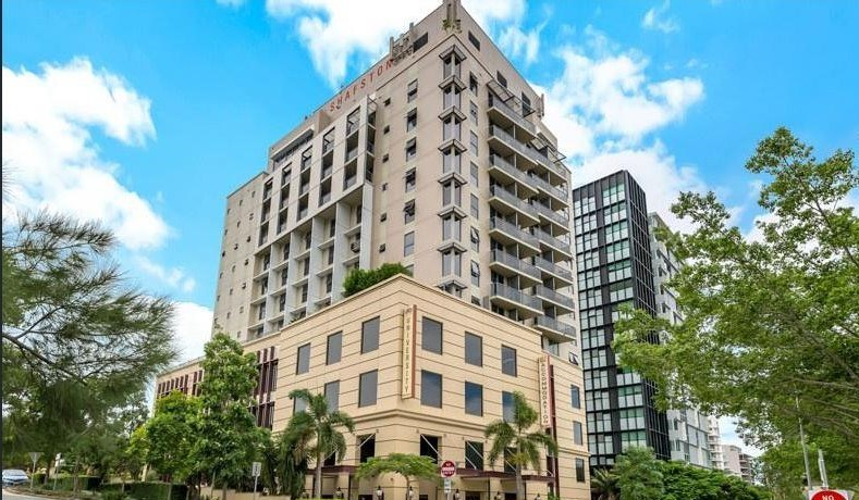520/188 Shafston Avenue Kangaroo Point QLD 4169
