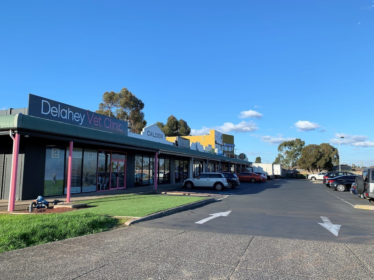 Private Commercial For Lease 10/350 Taylors Road Delahey VIC 3037
