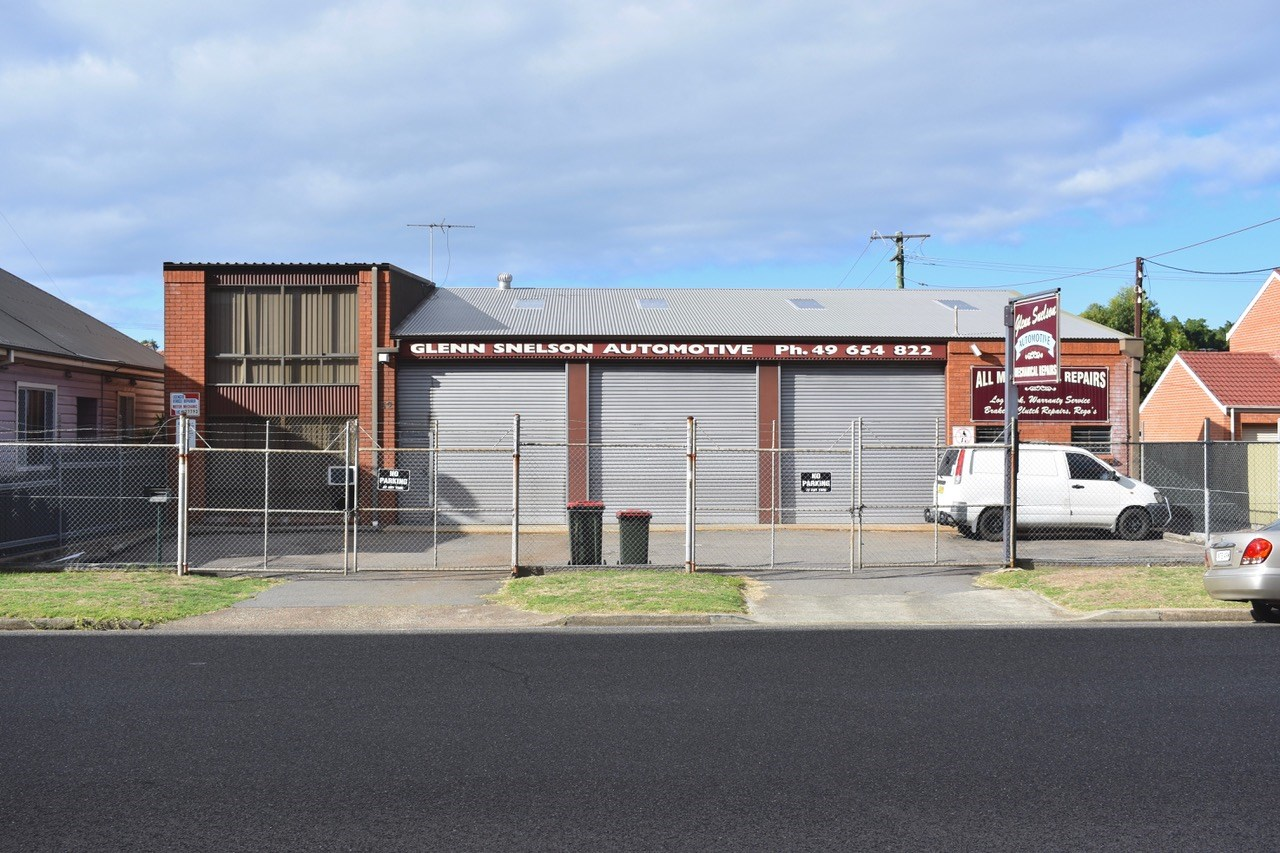 Private Commercial For Sale 52 Annie Street Wickham NSW 2293