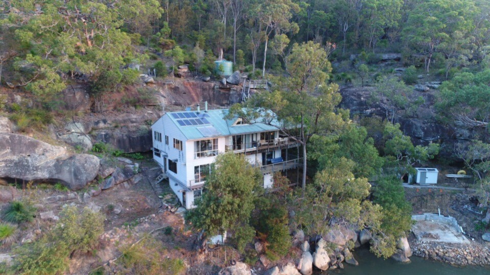 Property for sale 1 Cogra Point Retreat Cogra Bay NSW 2083