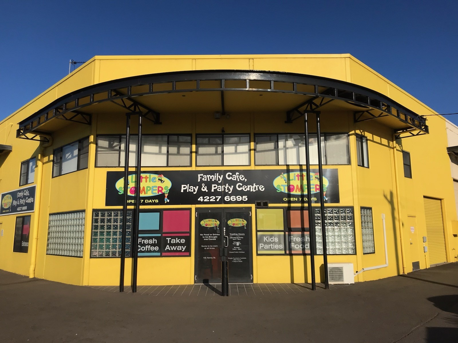 Private Business For Sale Units 1 and 3/115-117 Kenny Street Wollongong NSW 2500