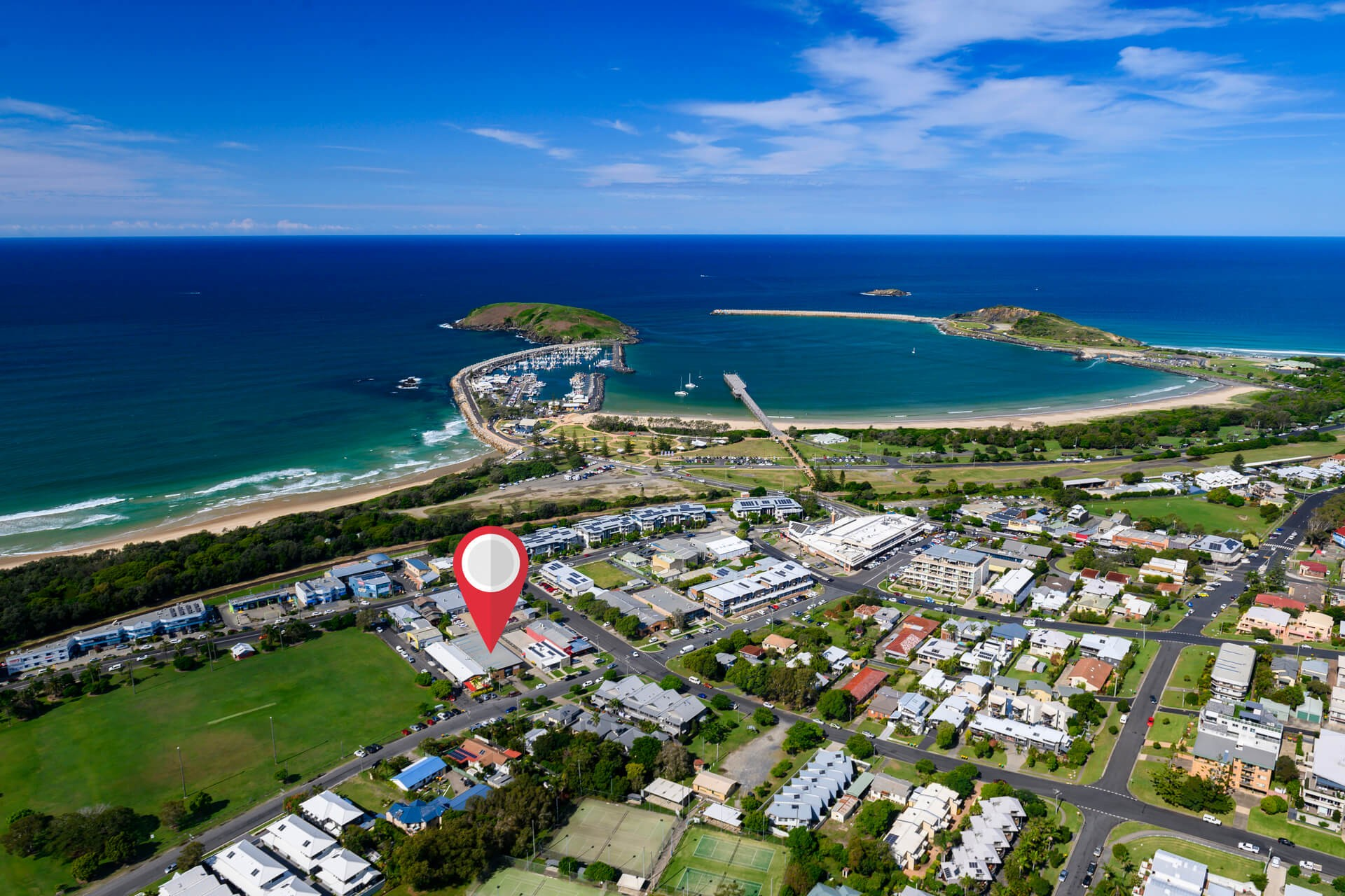 Private Commercial For Sale Lot 7-8/30 Edgar Street Coffs Harbour NSW 2450