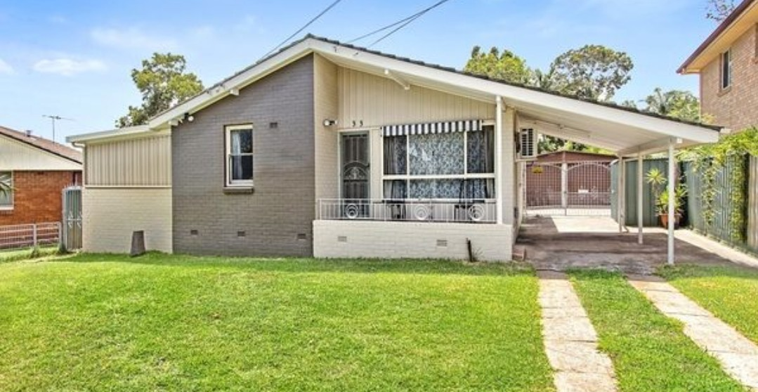 Property for sale 33 Weber Cresent Emerton NSW 2770