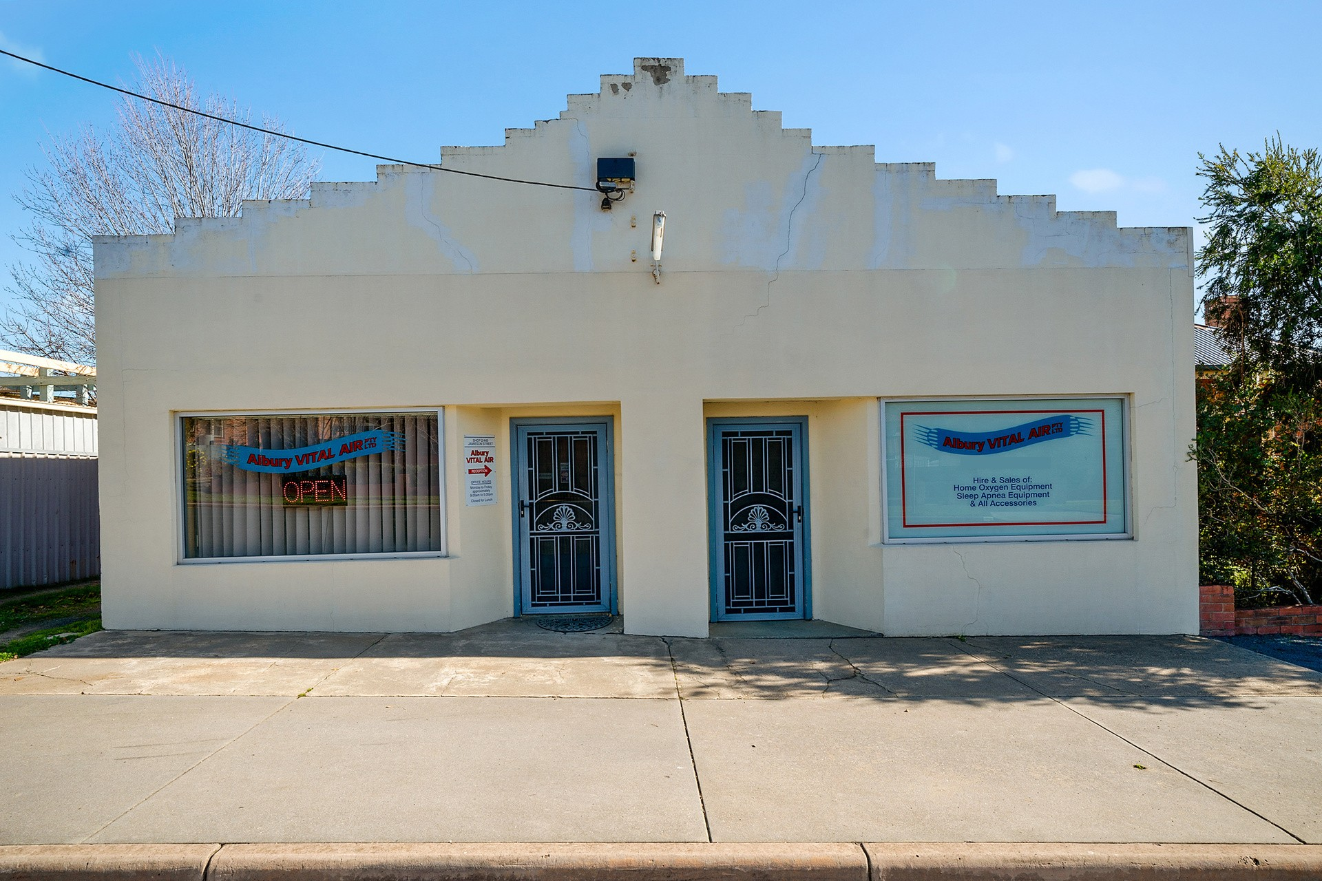Private Commercial For Sale 445 Jamieson Street East Albury NSW 2640