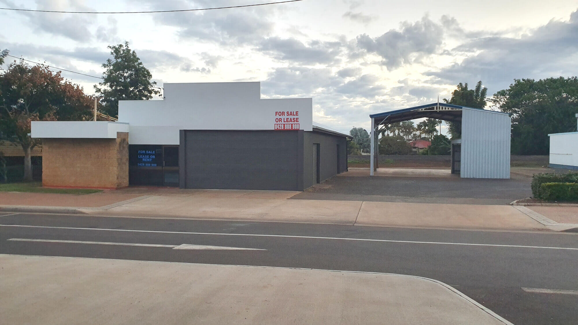 Private Commercial For Lease 83-85 Churchill Street Childers QLD 4660