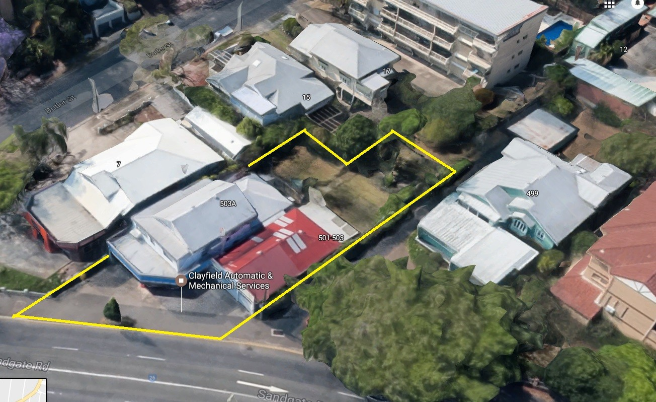 Private Commercial For Sale 501-503 Sandgate Road Ascot QLD 4007