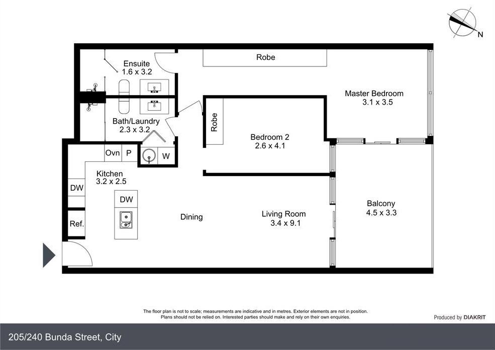 Property For Sale 802/240 Bunda Street City ACT 2601 15