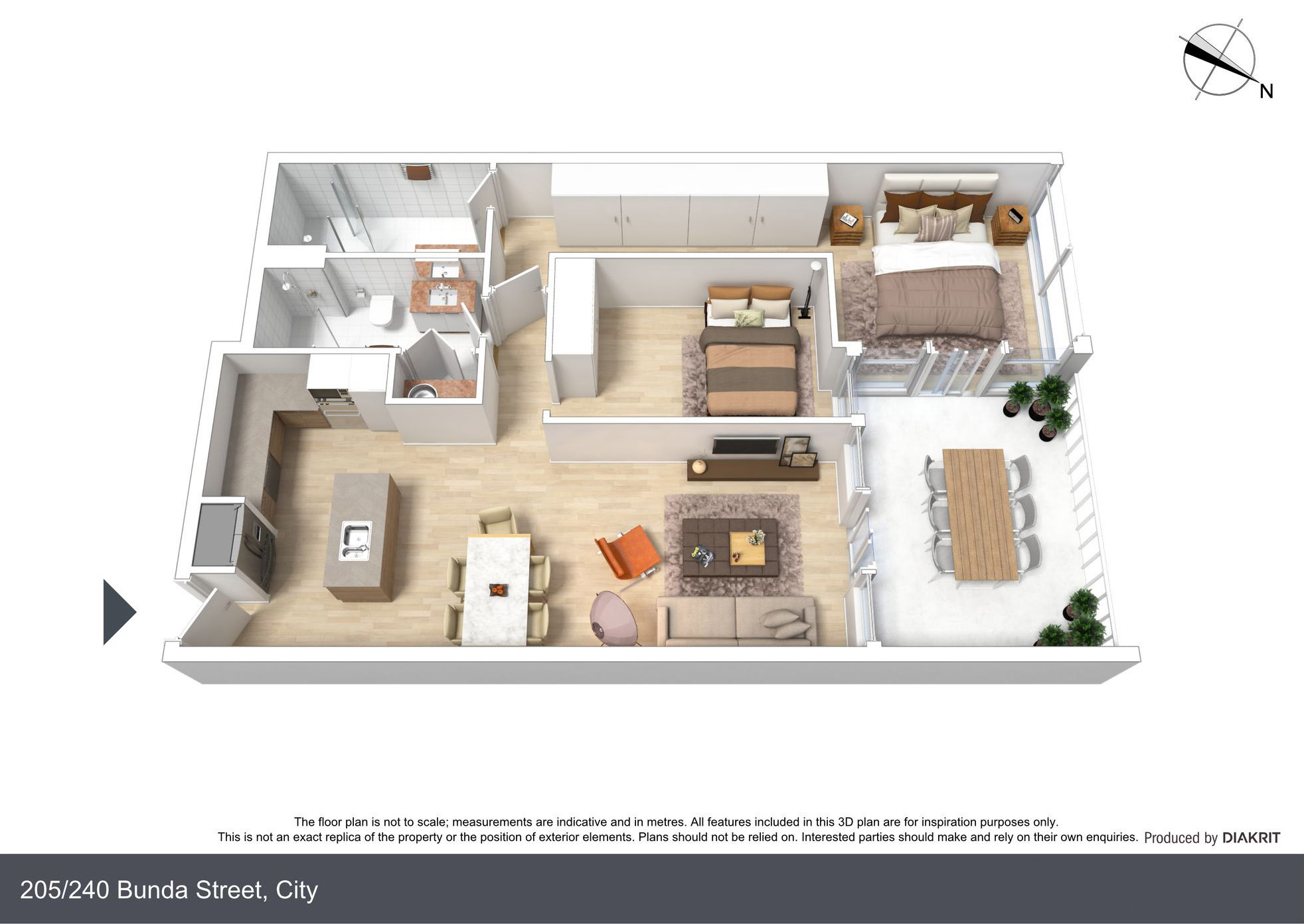 Property For Sale 802/240 Bunda Street City ACT 2601 16