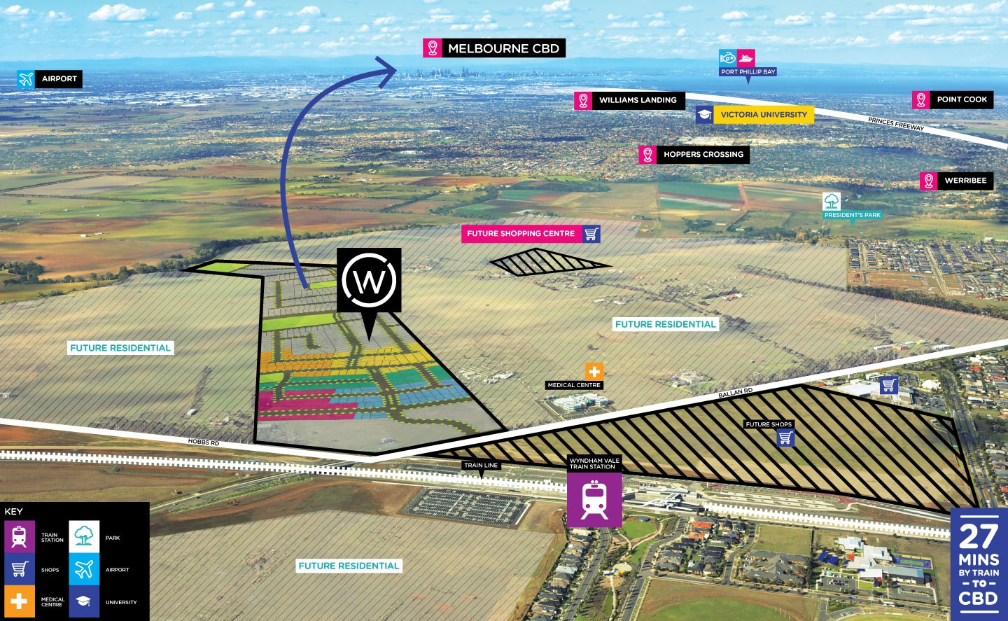 Property For Sale Wyndham Vale 3024 VIC 3