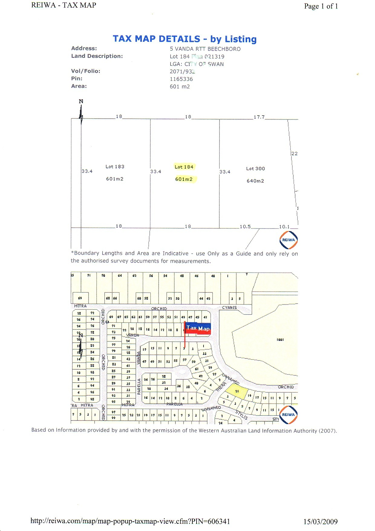 Property For Sale 5 Vanda Retreat Bennett Springs WA 6063 25