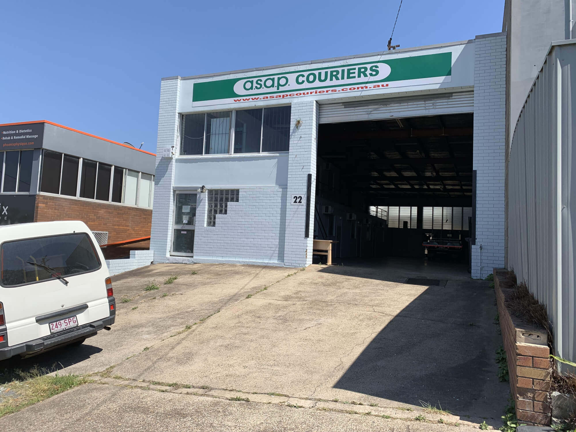 Private Commercial For Lease 22 Lyons Terrace Windsor QLD 4030