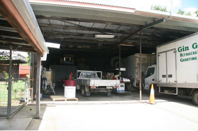 Private Commercial For Sale 4 Blaxland Street Gin Gin QLD 4671
