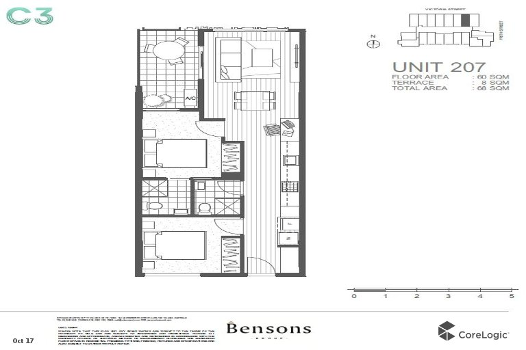 Property For Sale 207/300 Victoria Street Brunswick VIC 3056 7