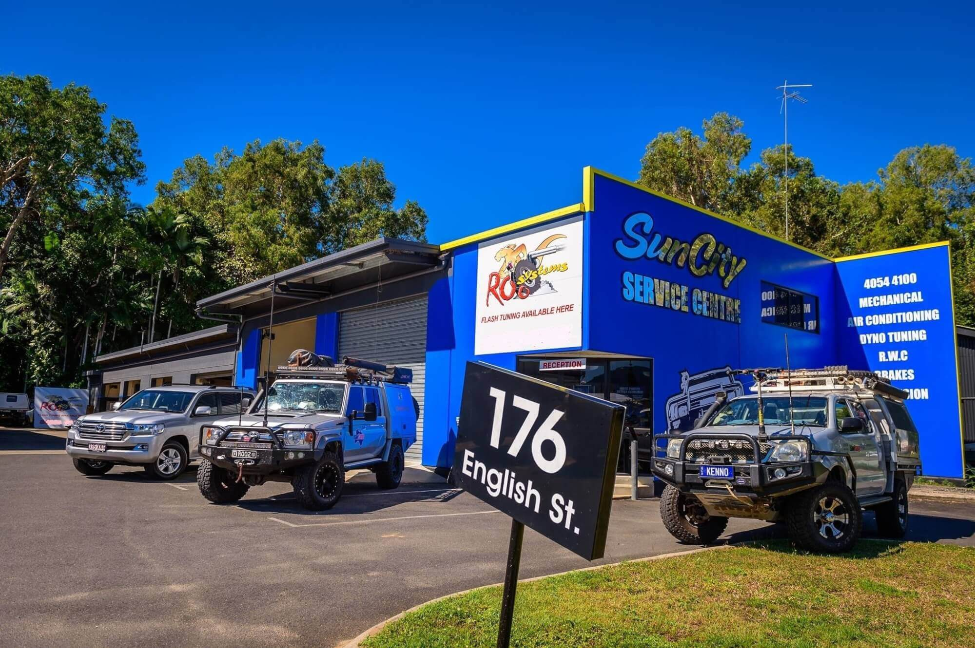Private Business For Sale 2/176 English Street Manunda QLD 4870