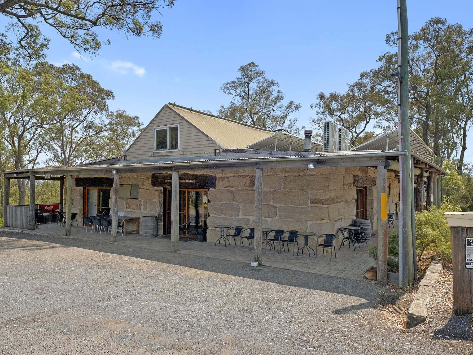 Private Commercial For Sale 1370 Wisemans Ferry Road Maroota NSW 2756