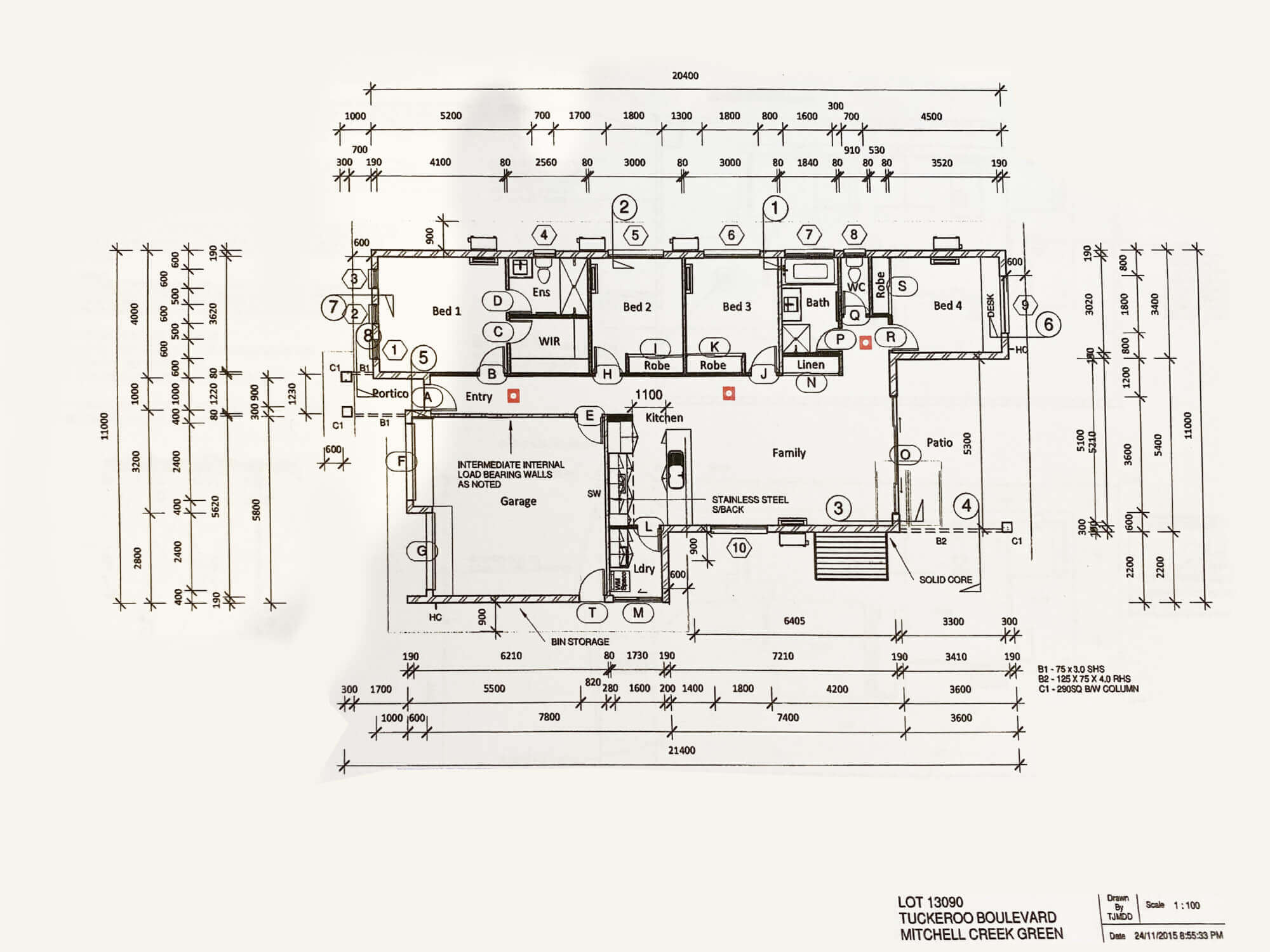Property For Sold 32 Tuckeroo Boulevard Zuccoli NT 0832 17