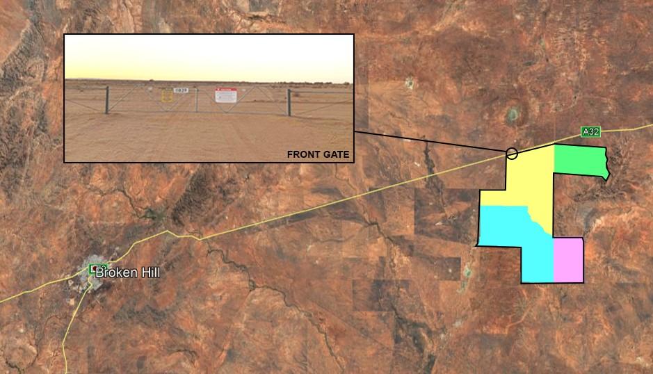 Broken Hill 2880 NSW