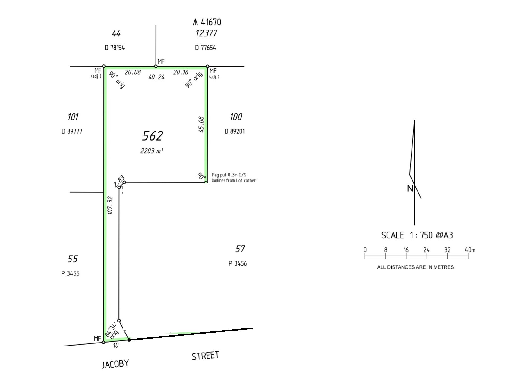 Lot 562/785 Jacoby Street Mahogany Creek WA 6072