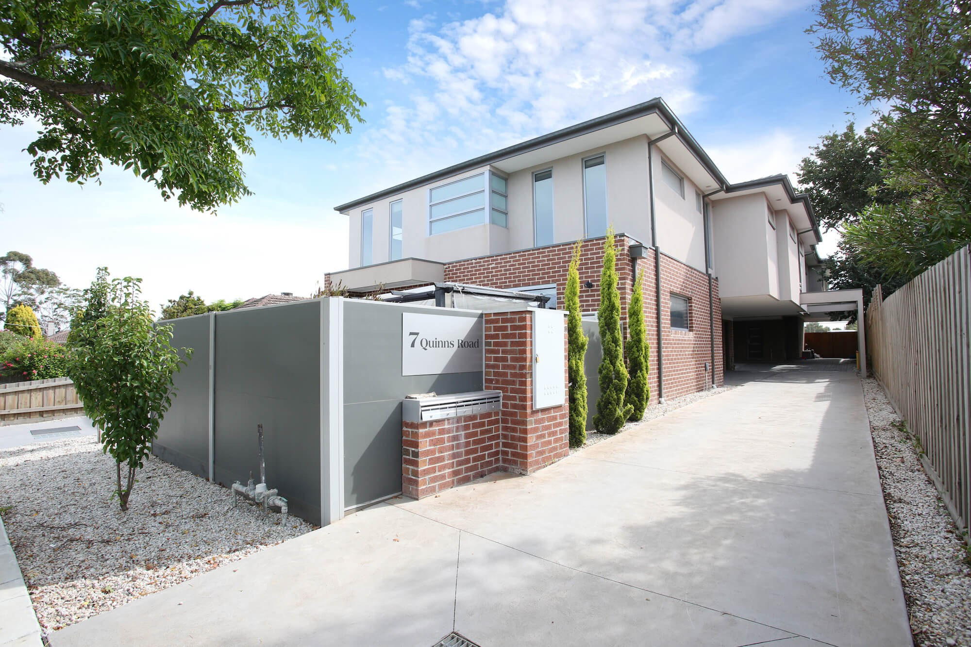 Property for rent 2/7 Quinns Rd Bentleigh East VIC 3165