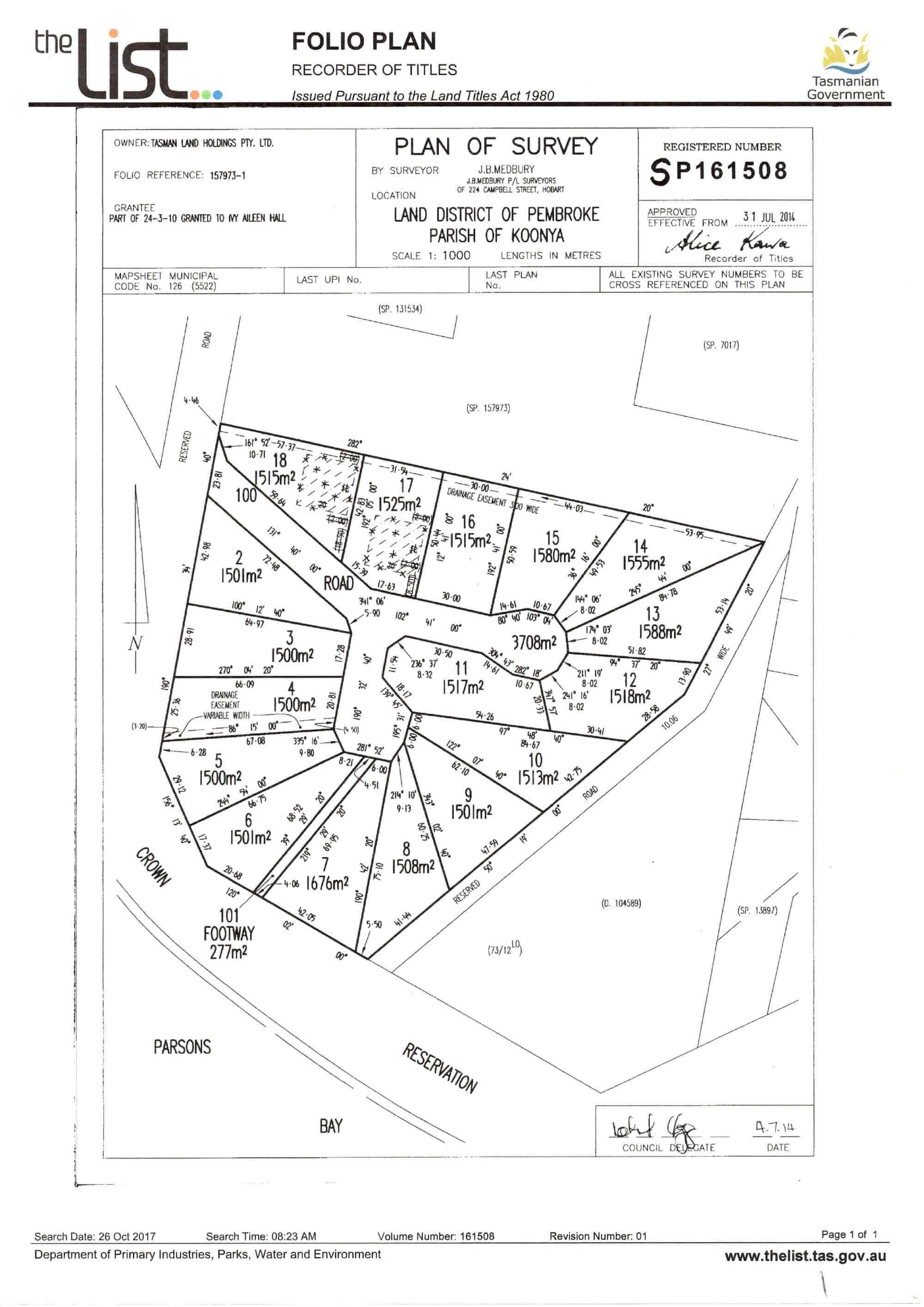 Property For Sold Lot 2 Cartela Drive Nubeena TAS 7184 3