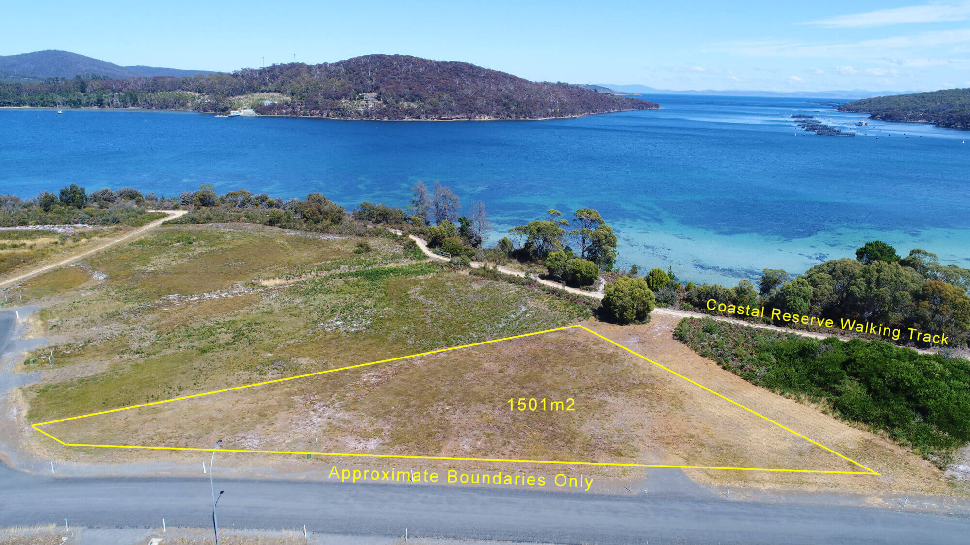 Lot 2 Cartela Drive Nubeena TAS 7184