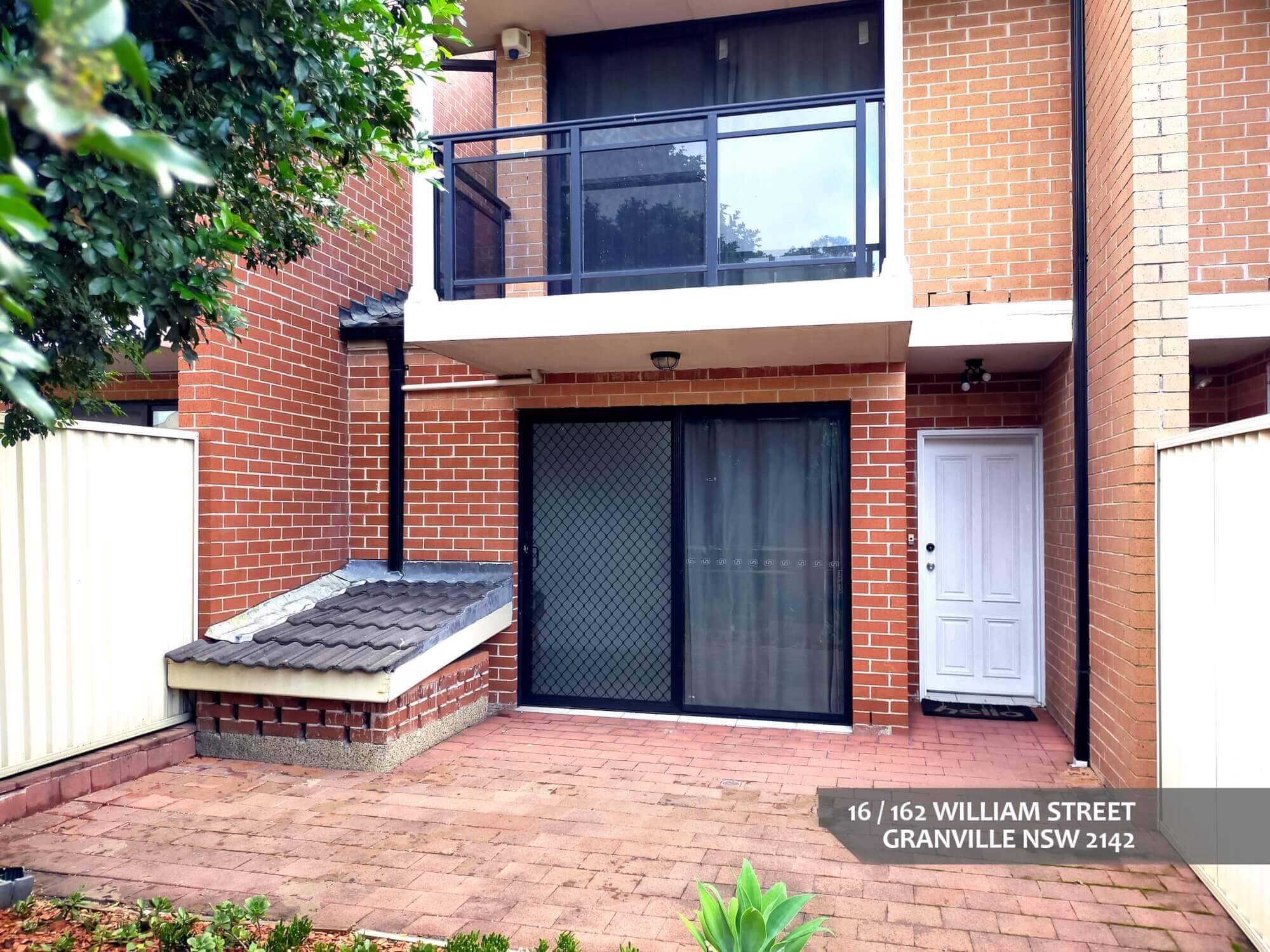 Property for sale 16/162 William Street Granville NSW 2142
