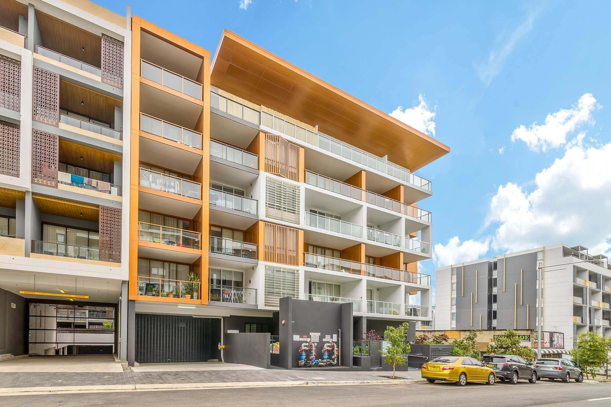 Property for rent A302/15 Porter Street Ryde NSW 2112