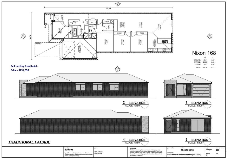 Property For Sale Lot 1723 Feronia Avenue Tarneit VIC 3029 8