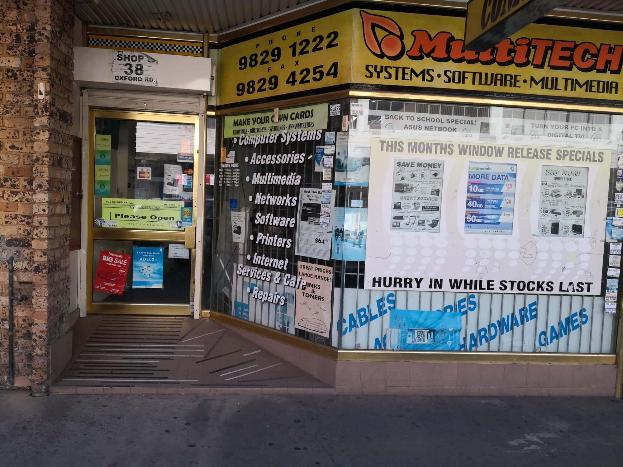 Private Commercial For Sale Shop 5/38 Oxford Road Ingleburn NSW 2565