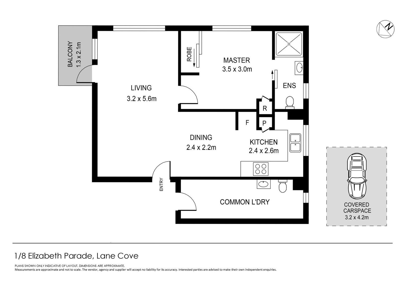 Property For Sale 1/8 Elizabeth Parade Lane Cove NSW 2066 17