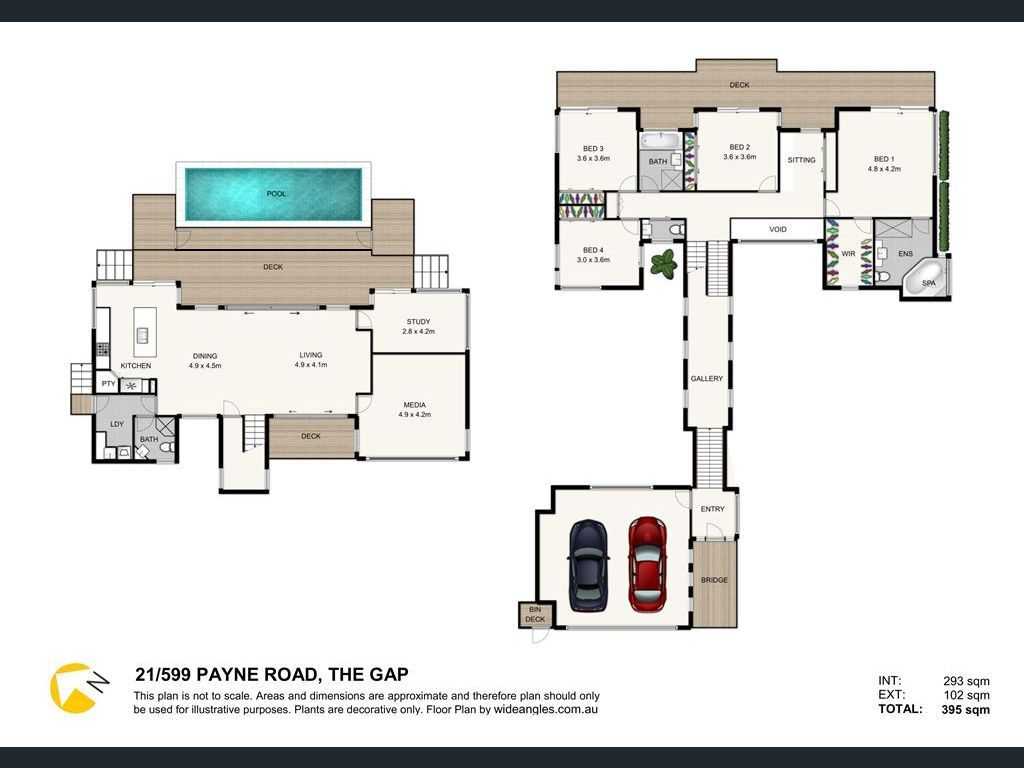 Property For Rent The Gap 4061 QLD 17