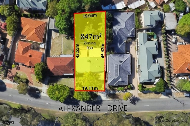 Property for sale 100 Alexander Drive Dianella WA 6059