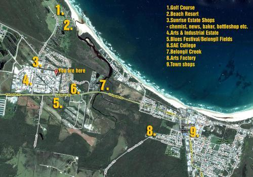 Property For Sold Byron Bay 2481 NSW 1